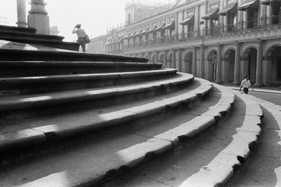 Stairs - Mexico by Tatsuya Sato Photographs official site